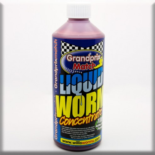 Liquid worm Concentrate