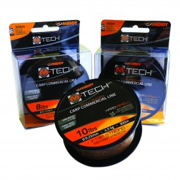 Middy M-Tech Carp Commercial Line 0.22 - 8lb (300M)