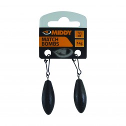 Middy Pear Match Bombs 2pc 3/4oz (21g)