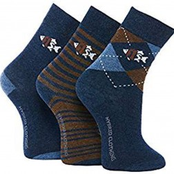Hybrid Clothing F1S logo calf socks one size