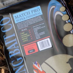 Match Pro Super Fishmeal Black 1Kg