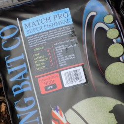 Match Pro Super Fishmeal Green 2Kg