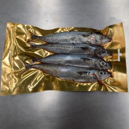 "Mini Mackerel Whole 4 Pack (5""-7"")"