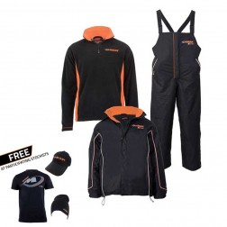 Middy MX-800 Pro-Limited Edition Clothing Set 3pc (with free t-shirt, cap & beanie)