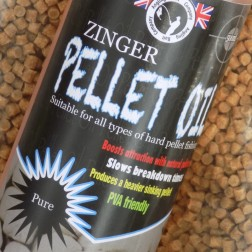 Zinger Pellet Oil 500ml