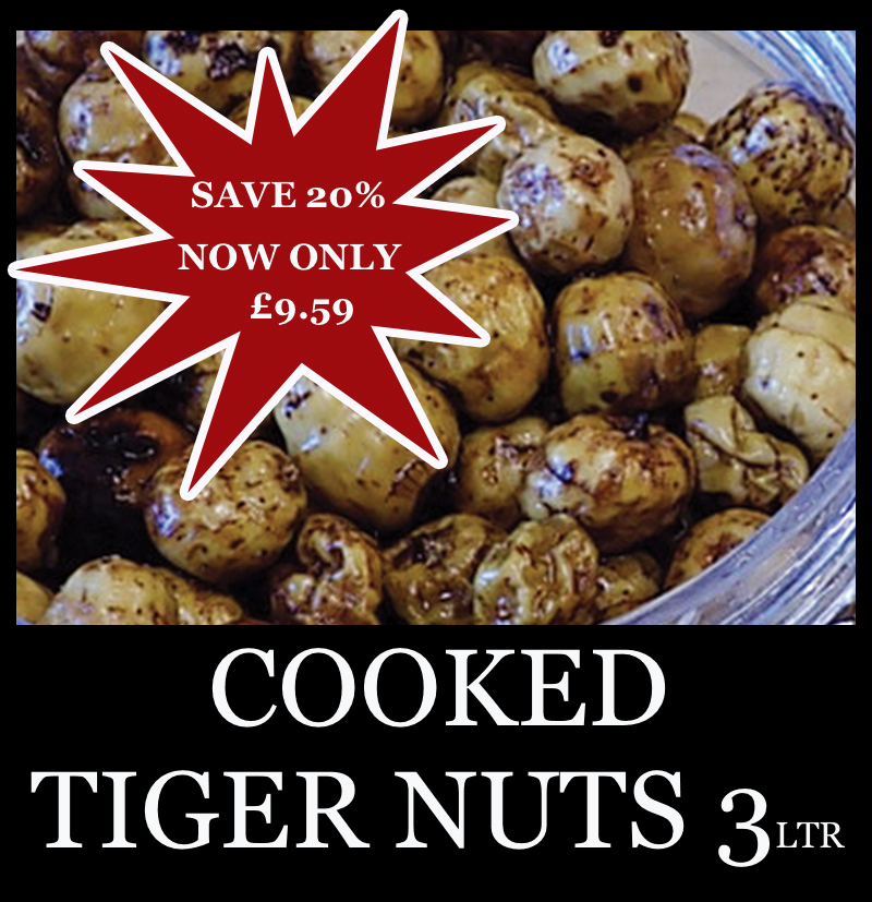 Cooked Tiger Nuts