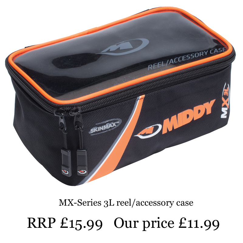 Middy Reel accessory case