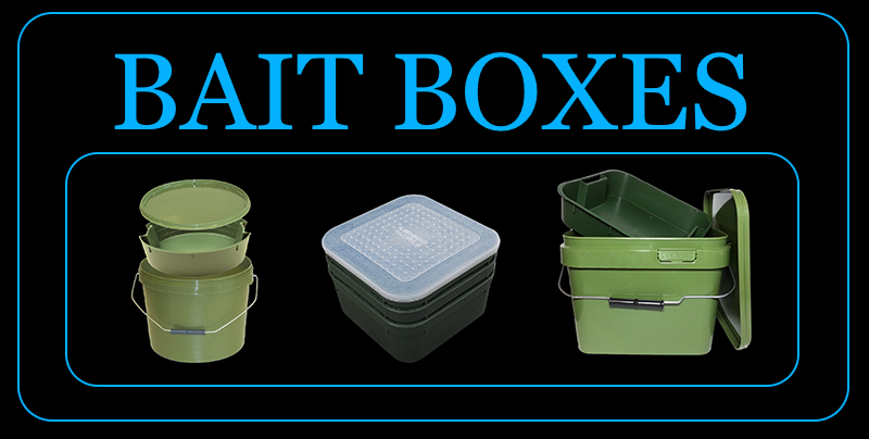 Boxes & Buckets