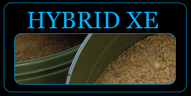 Hybrid XE groundbait