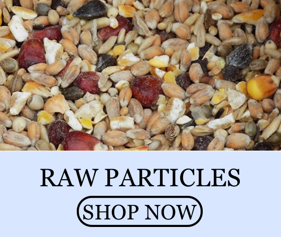 Raw Particles 5Kg