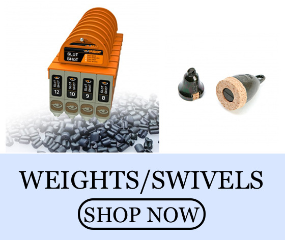 Weights and Swivels