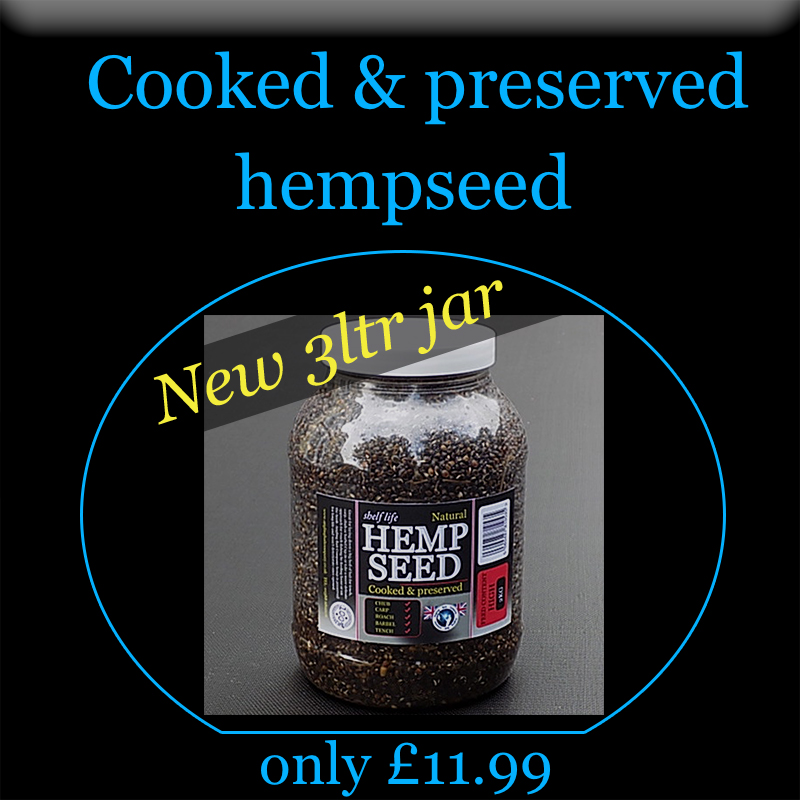Cooked particles 3ltr jar